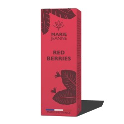 E liquide CBD Red Berries 10ml – Marie Jeanne