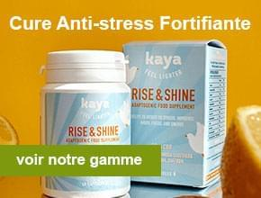 Cure anti stress fortifiante The Greenstore